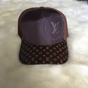 Louis Vuitton hat